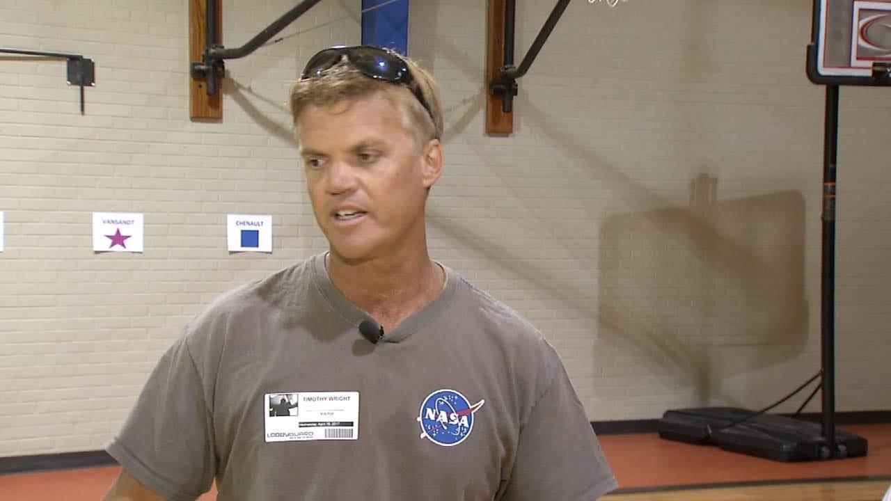 NASA Engineer To Become Sandite Hall Of Famer