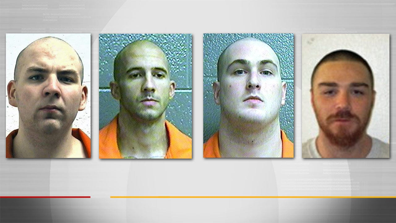 Seven Charged In 2015 Cushing Prison Riot That Killed Four