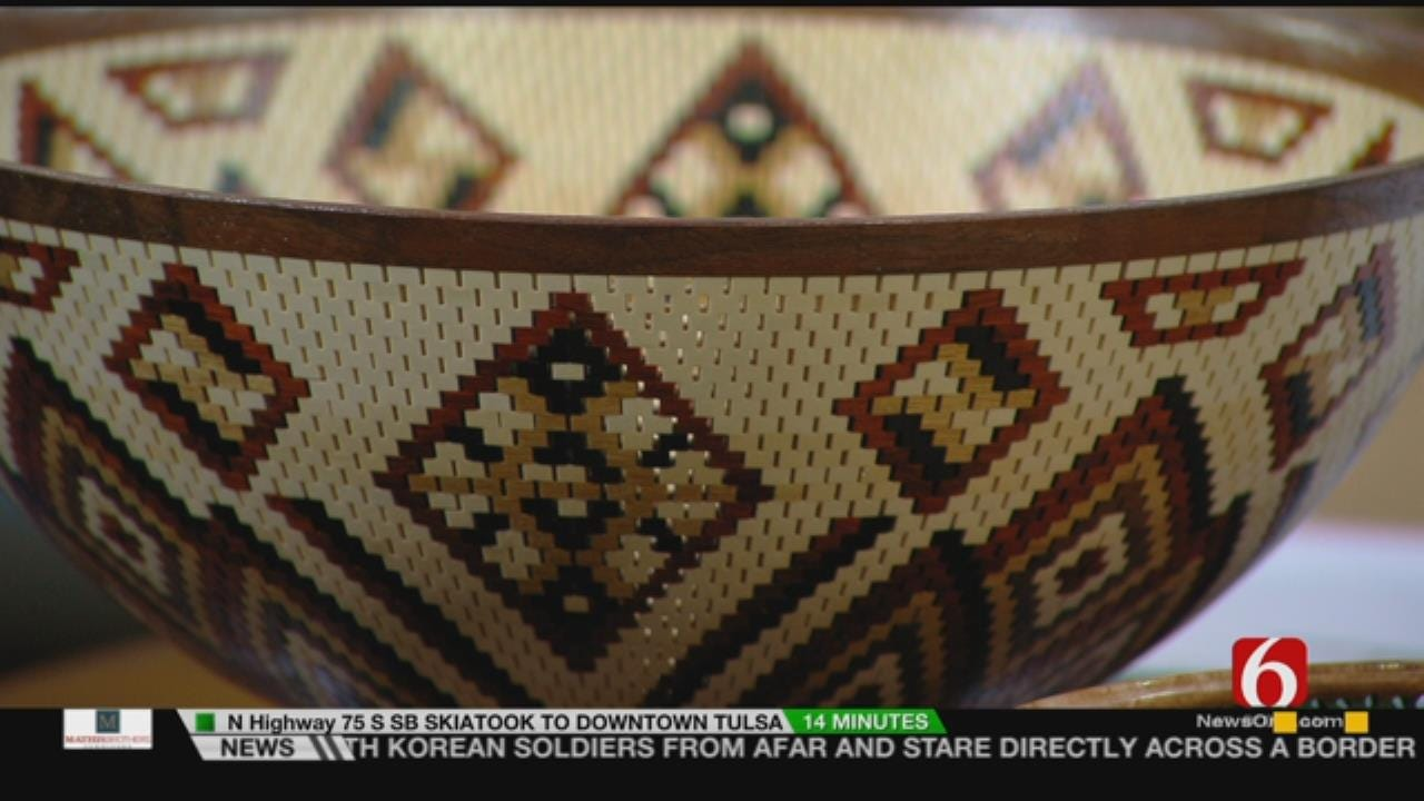 Tulsa Woodturning Show And Sale Benefits Hungry Oklahomans