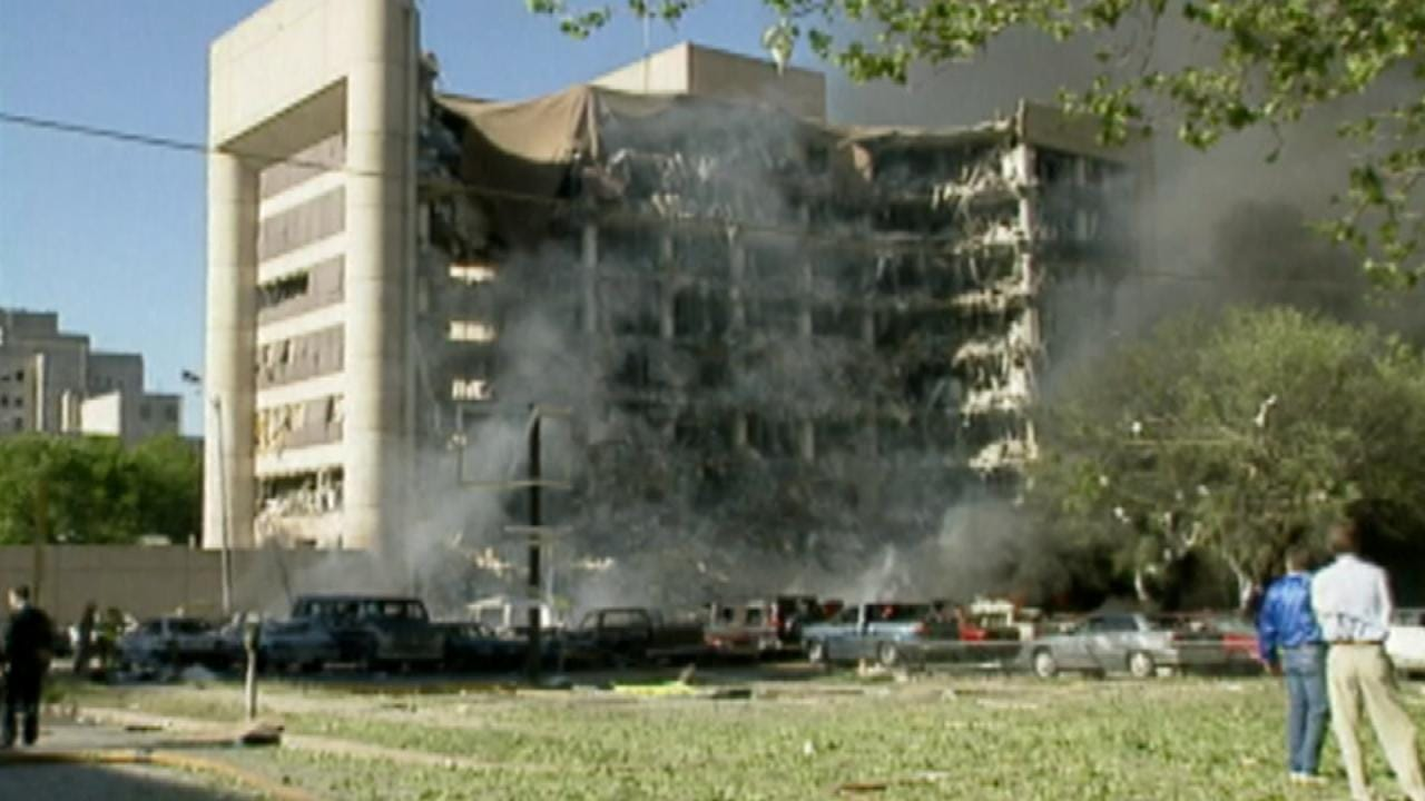 We Remember: OKC Bombing Remembrance Ceremony