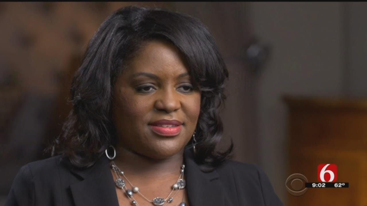 Terence Crutcher's Twin Sister Reacts To Shelby's '60 Minutes' Interview