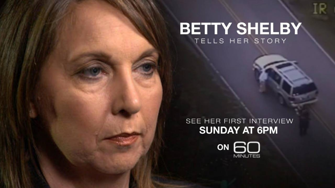 Tulsa Police Officer Betty Shelby Interview To Air Tonight On 60 Minutes
