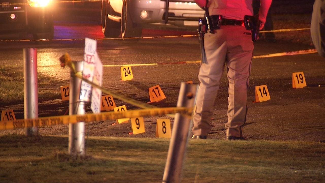 Two Killed, One Wounded In Okmulgee Shooting
