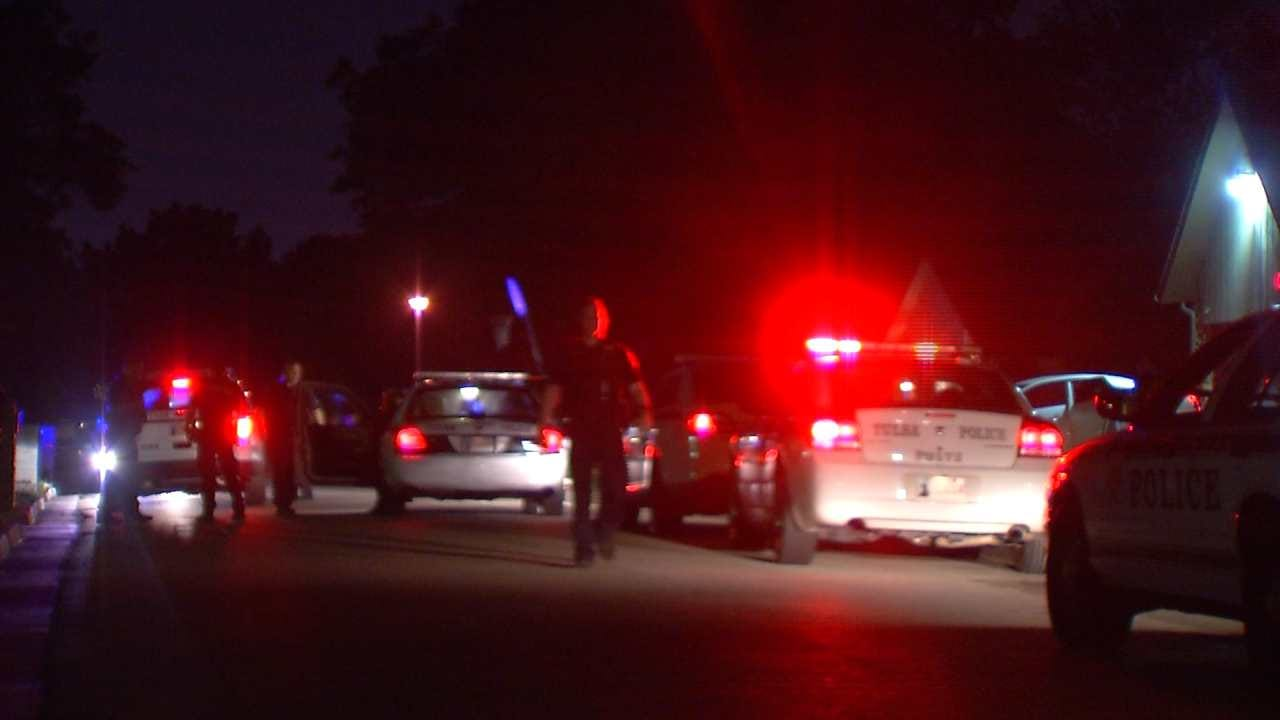 Driver Arrested Following Tulsa Police Chase