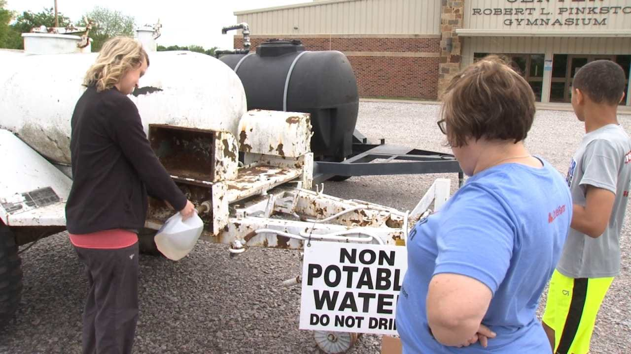 Okmulgee County Residents Go Fourth Day Without Water
