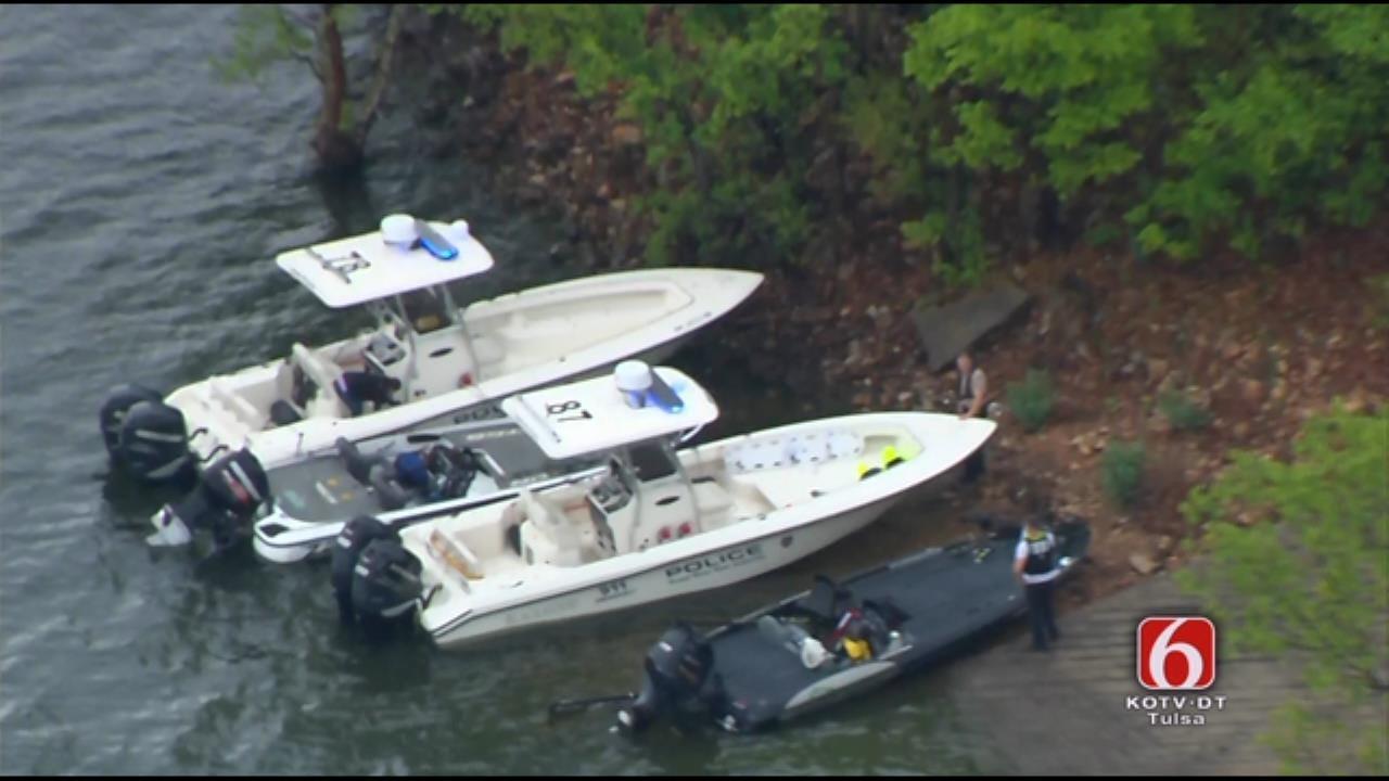 Three Injured In Grand Lake Boat Collision