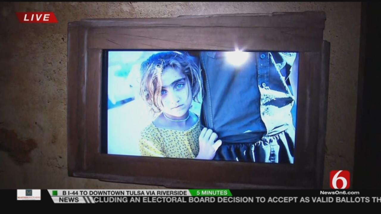 Tulsa Church Shares Refugee Experience With World Vision Truck