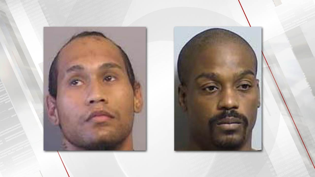 Two Men Charged In 2016 Tulsa Homicide Arrested