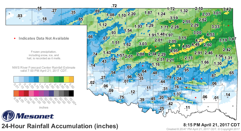Dick Faurot's Weather Blog: Chilly Weekend