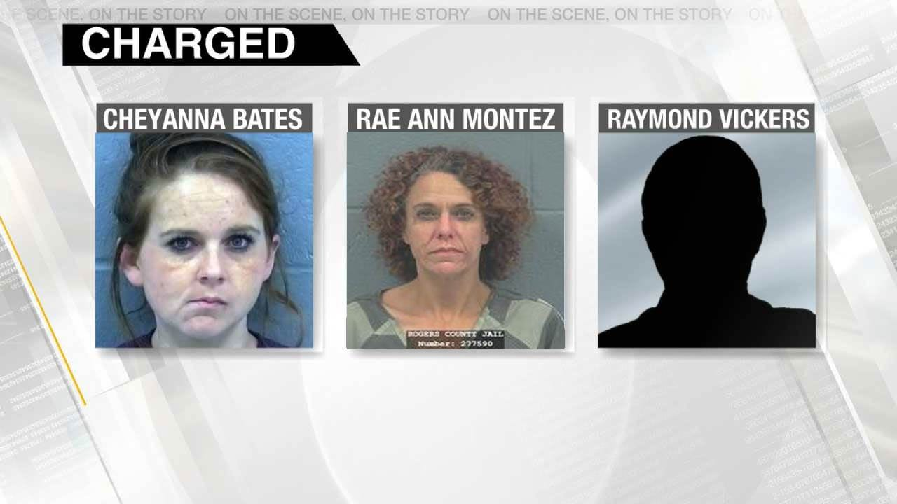 Two Charged In Death Of Rogers County Baby