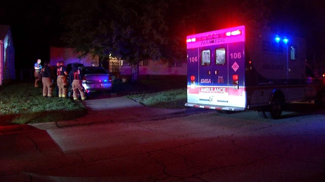 North Tulsa Shooting Leaves Neighbors Shaken