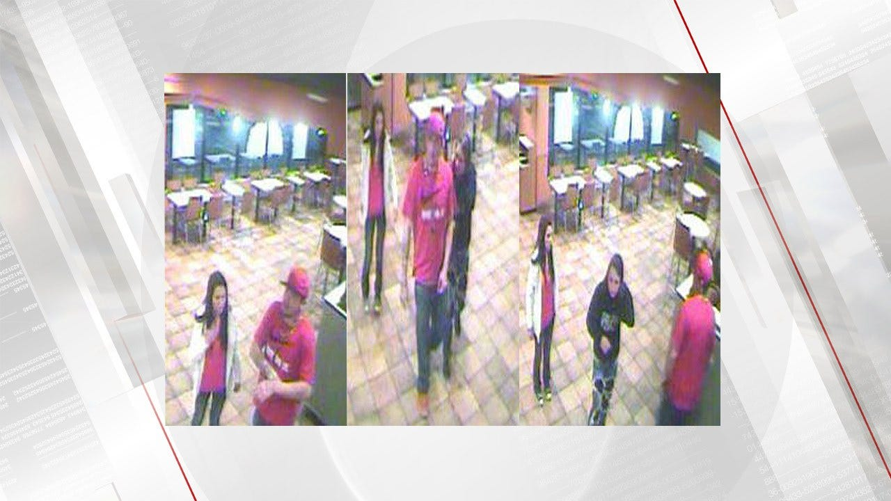 TPD Needs Help Identifying People Of Interest In Attempted Auto Theft