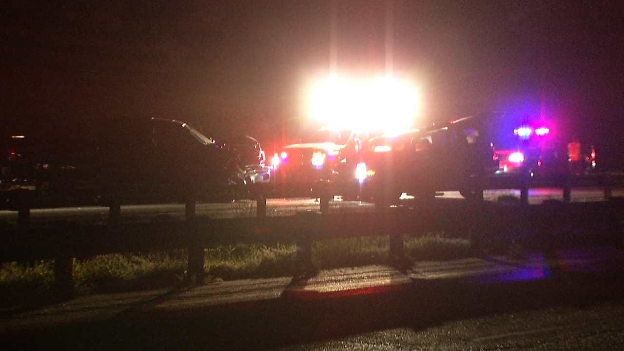 Wrong-Way Driver Crashes Head-On Into SUV On Highway 75
