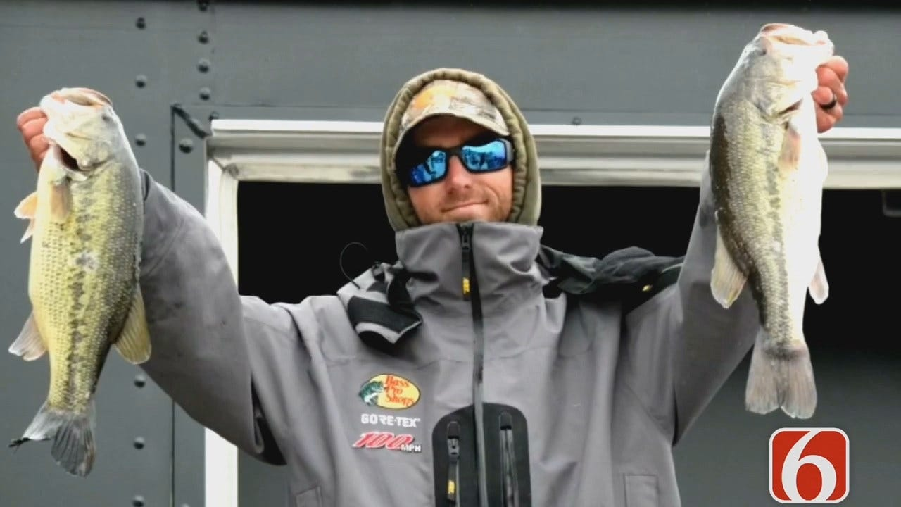 Sand Springs Angler Takes Third In FLW Tournament On Grand Lake