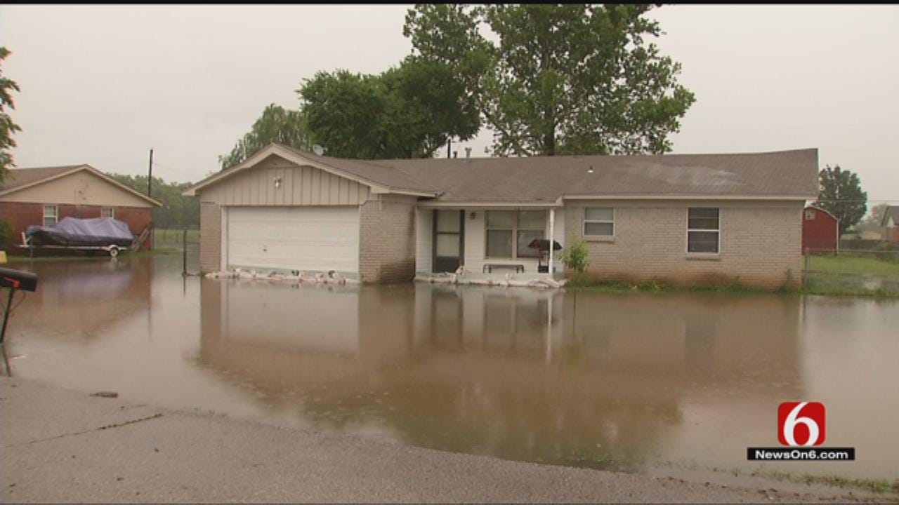 Bixby City Council Approves Rezoning With Flood Control