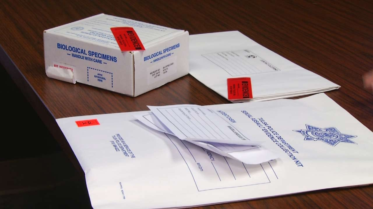 Bixby Woman Helping Push To Have All Rape Kits Tested