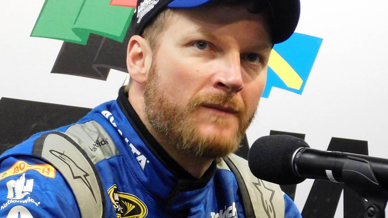 NASCAR Star Dale Earnhardt Jr. To Retire