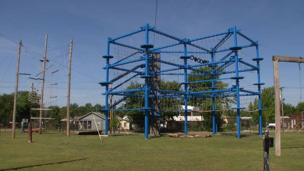 Ropes Course On Chopping Block Due To TPS Budget Issues