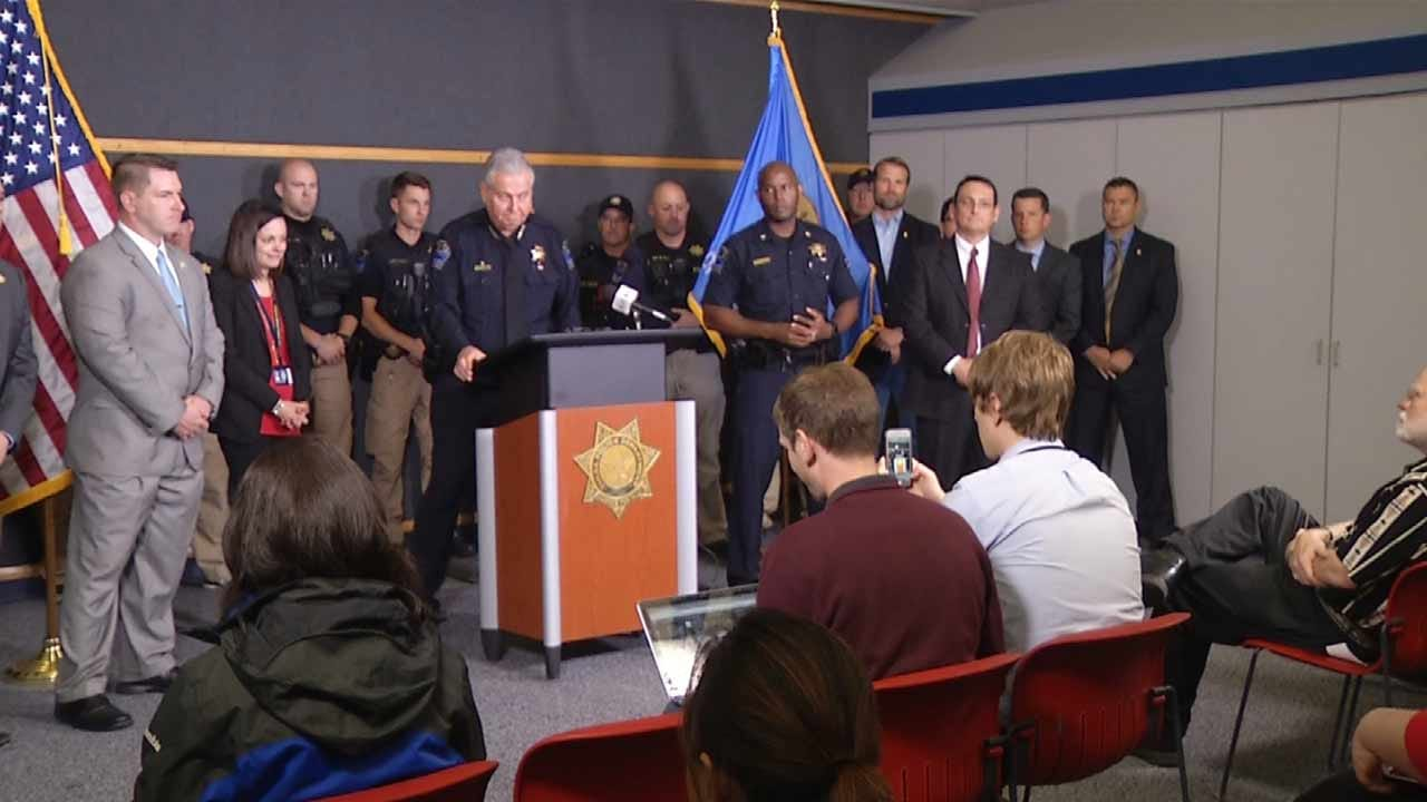 Massive Operation Leads To Nearly 100 Arrests In Tulsa