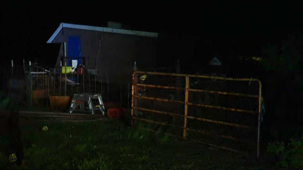 Residents South Of Adair Wake Up To Storm Damage