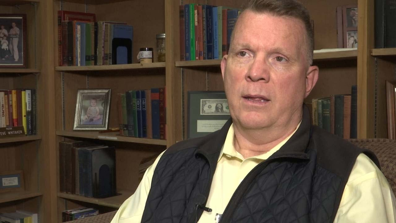 'A Better Way' Program Looks To Stop Panhandling, Beautify Tulsa
