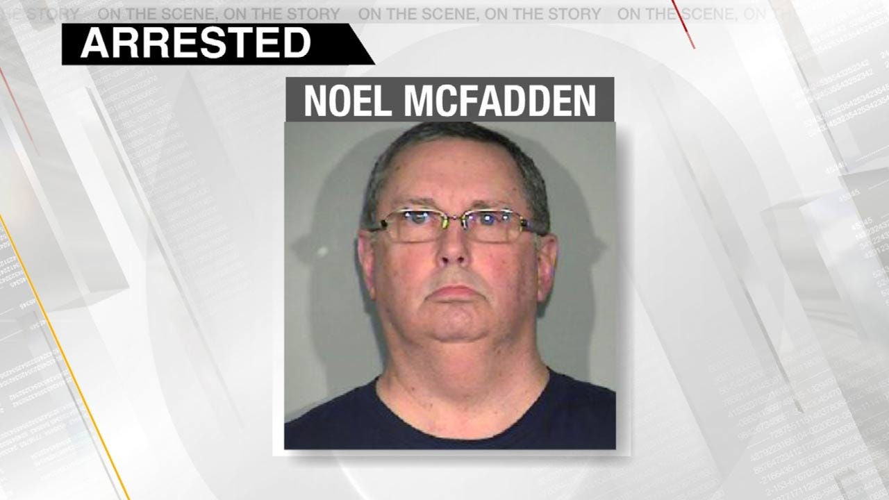 Former Tulsa Police Officer Charged With Child Sex Abuse