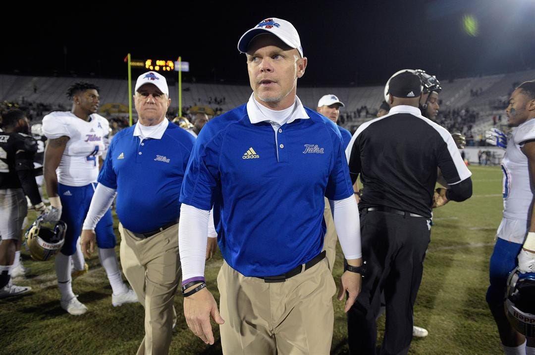 Golden Hurricane To Face Ohio State In Future