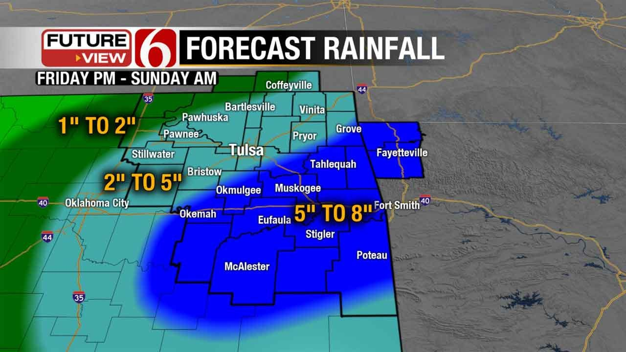 OK Weather Experts Urge Weather Awareness As Storms Move In