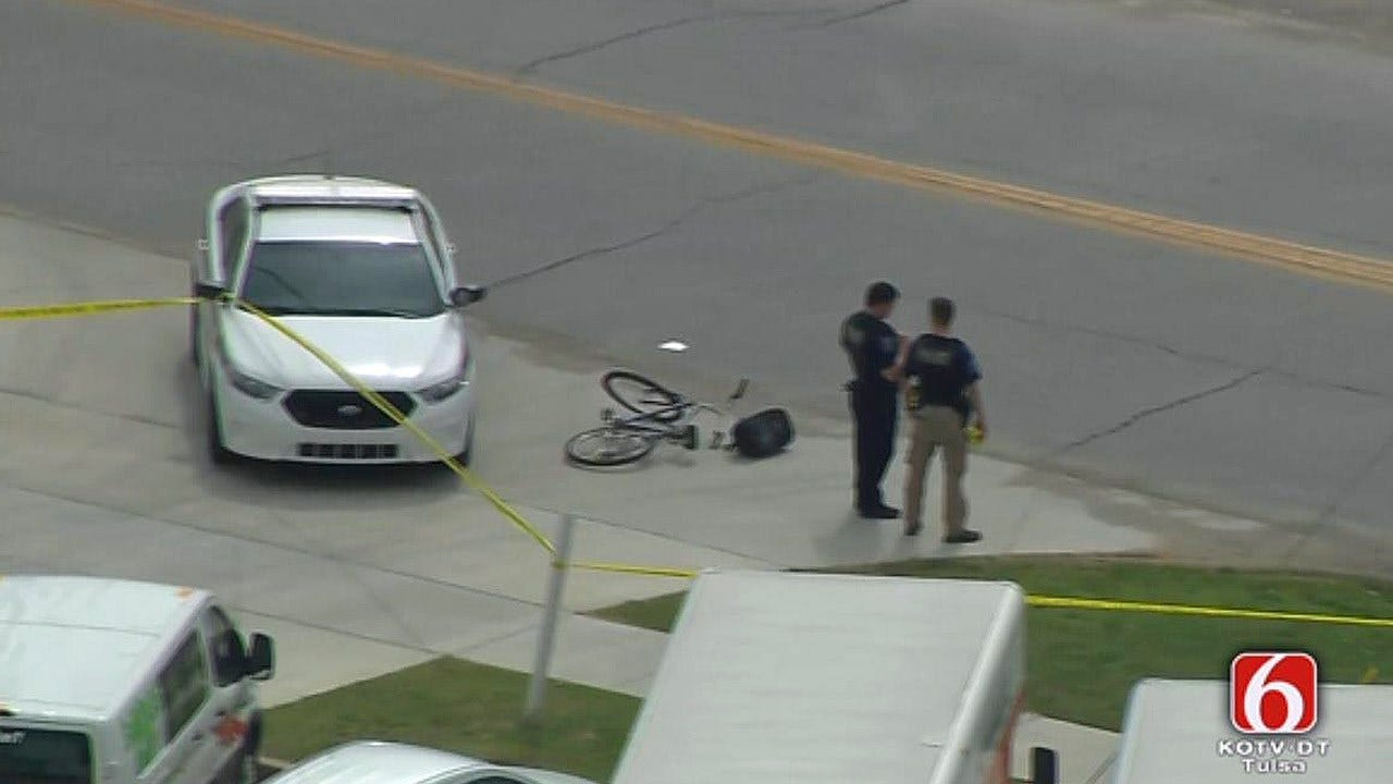 TPD Identifies Suspect In Critical Condition After Officer Involved Shooting