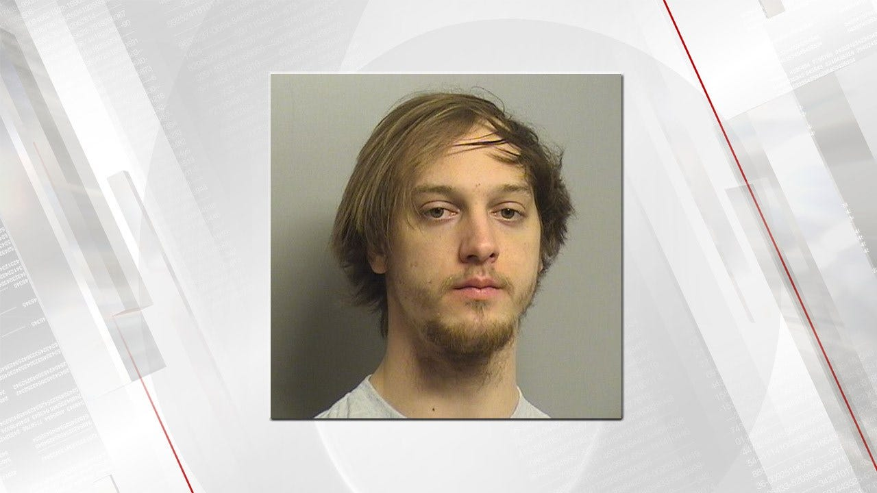 Tulsa Man Charged With Child Sexual Abuse Of 2 Girls