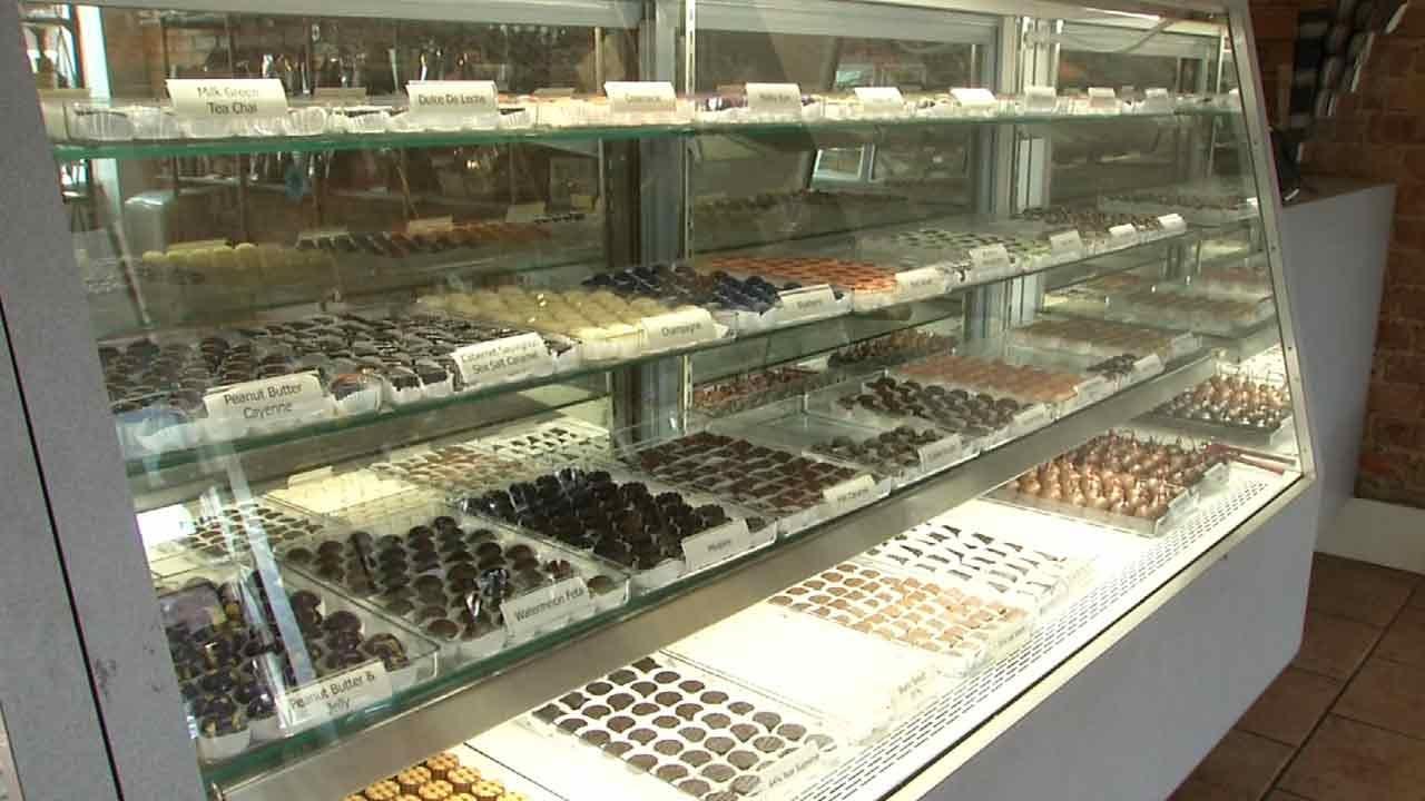 Tulsa's Glacier Confection Lands On Food Network's List Of Best Chocolate