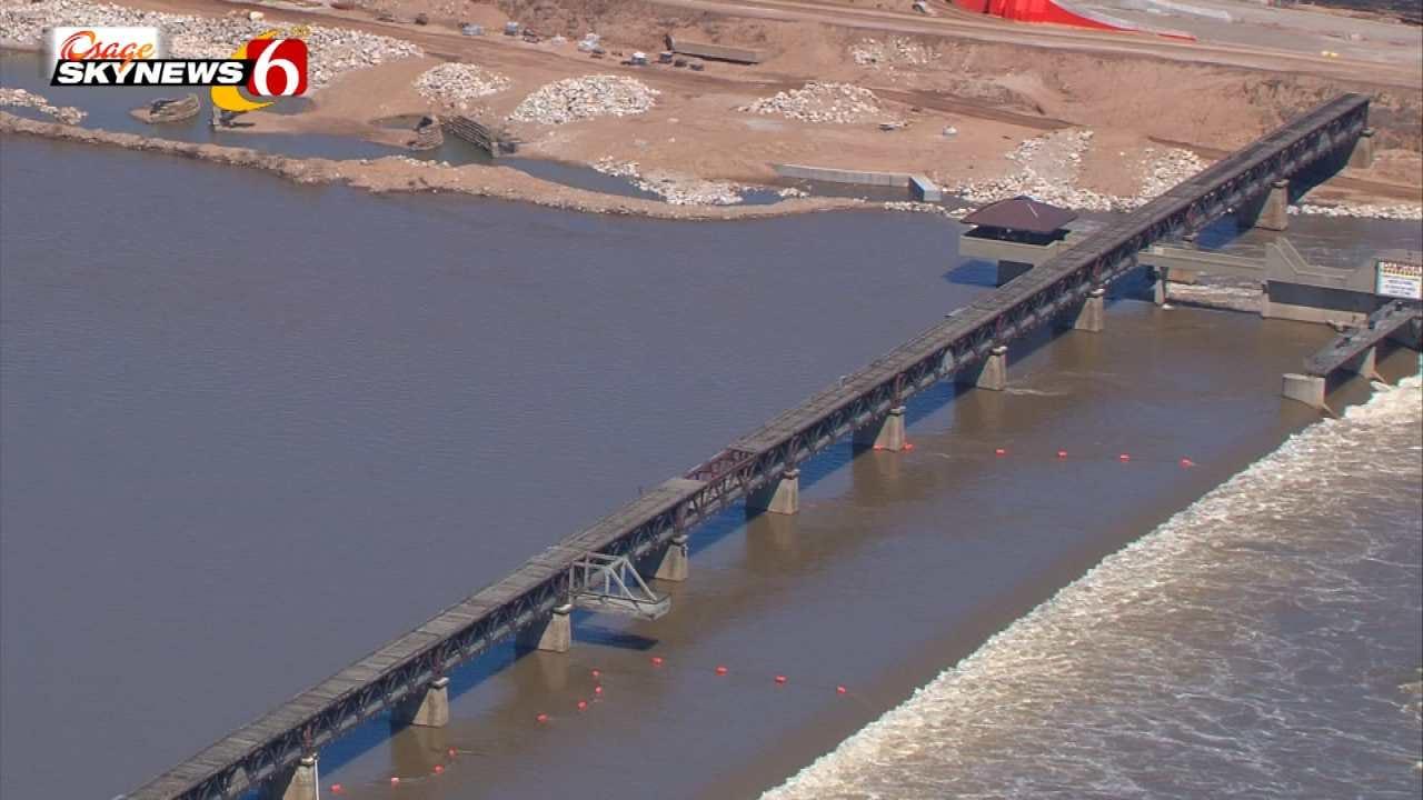City Engineer Explains Extreme Wear, Tear Of Old Arkansas River Bridge