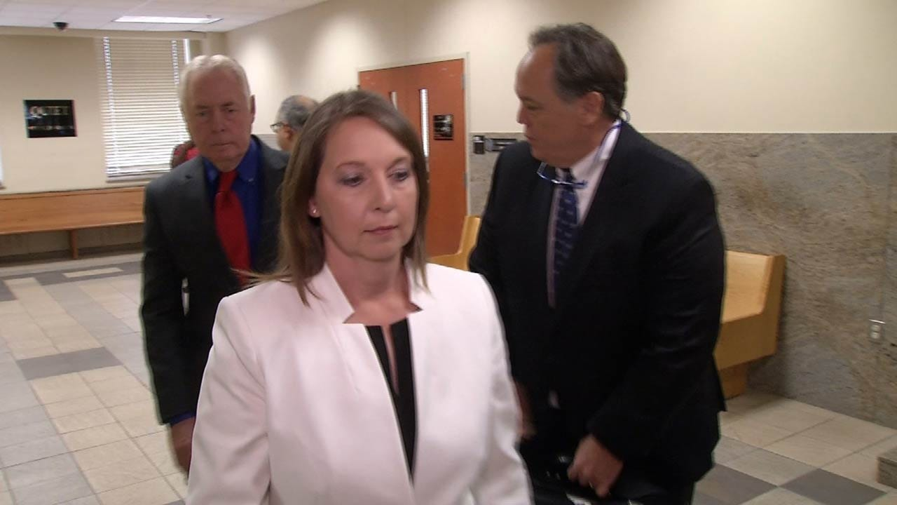 Judge: Terence Crutcher's Past Can't Be Used In Betty Shelby Trial