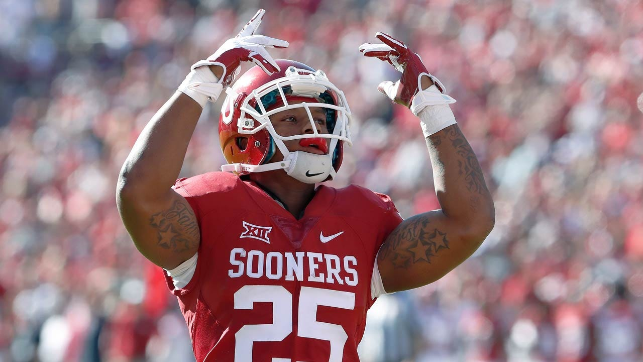 NFL Draft: OU's Joe Mixon Drafted By Bengals In Second Round