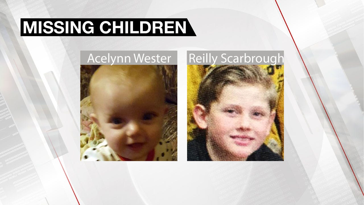 Police: Search Continues For Missing Arkansas Child After 1 Found Dead