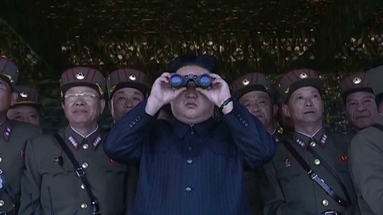 President Trump: 'Major, Major Conflict With North Korea'