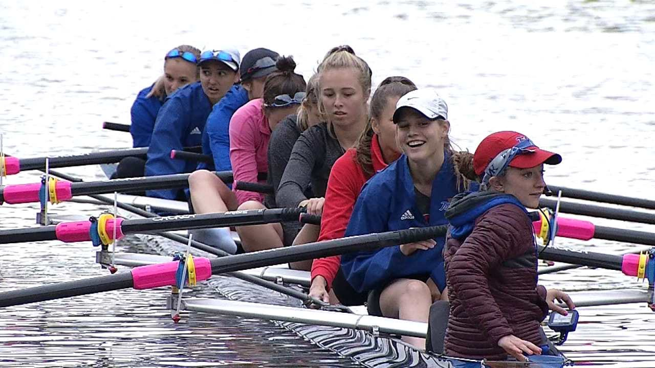 TU Ranks Among Top Programs For Women's Rowing