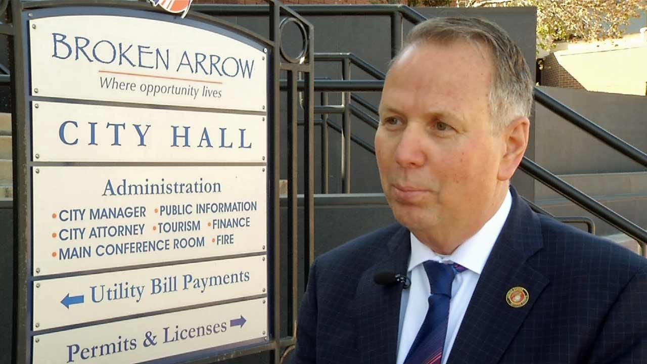 Broken Arrow Mayor To Dialogue With White House Staff