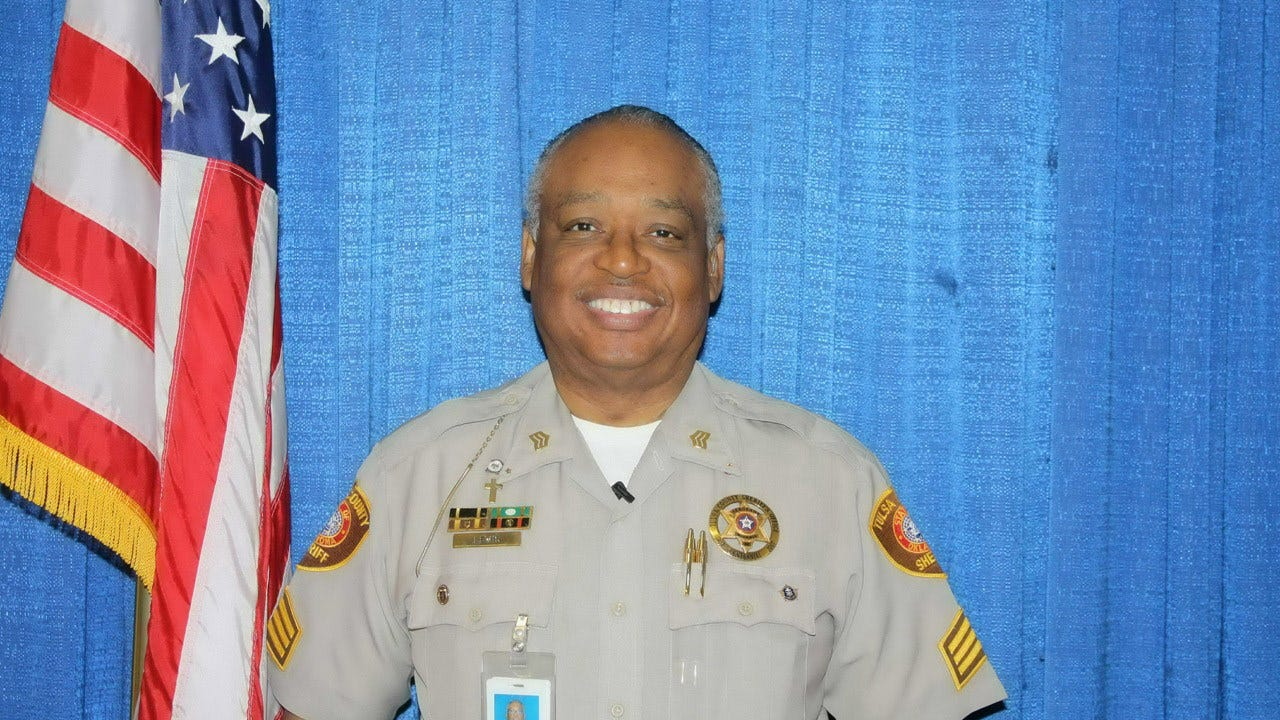 Retired Tulsa County Sheriff's Office Spokesman Dies