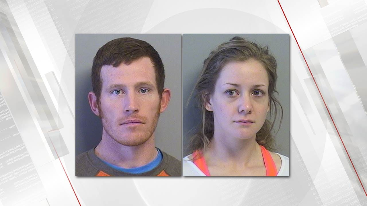Toddler Chasing Dog Leads To Arrest Of Broken Arrow Couple