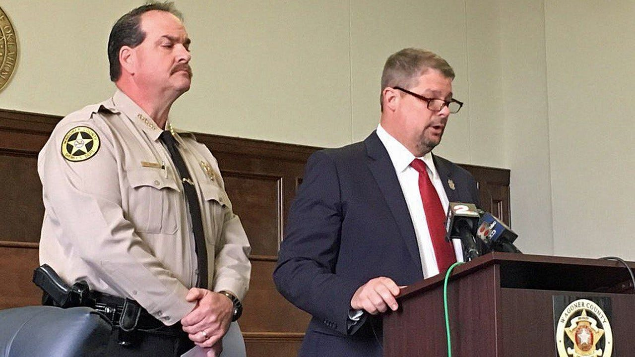 Wagoner County DA: Homeowner's 'Use Of Force Justified' In Teens' Shooting Deaths