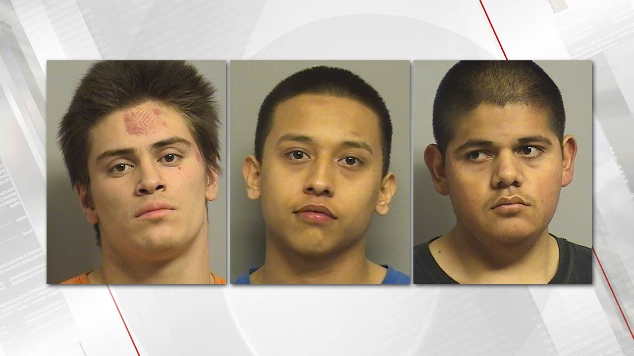 Three Men Jailed In Tulsa Convenience Store Clerk's Death
