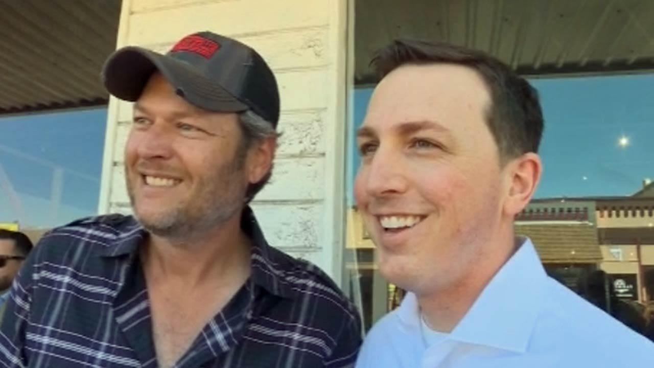 Blake Shelton To Convert Former Tishomingo Boutique Into 'Ole Red'