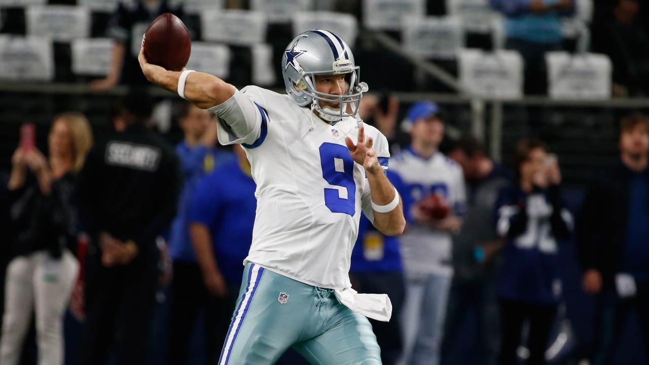 Cowboys' Tony Romo Retiring, Replacing Phil Simms At CBS