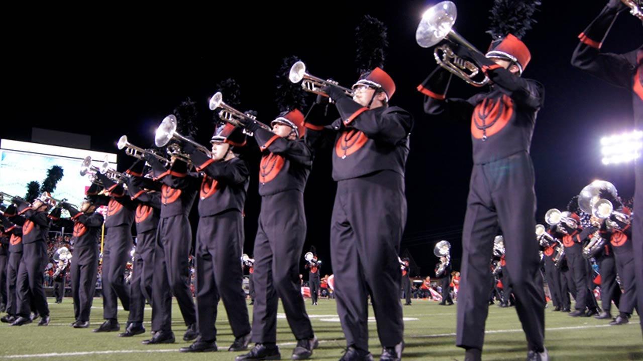 Foundation Recognizes Tulsa Union, Stillwater Schools For Music Education