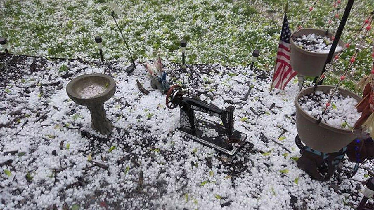 News On 6 Viewers Share Oklahoma Weather Photos