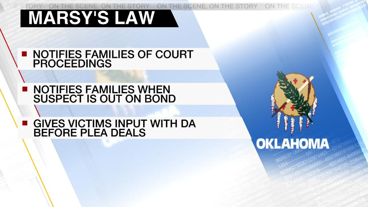 Tulsa Family Leads Fight For New Rights For Crime Victims