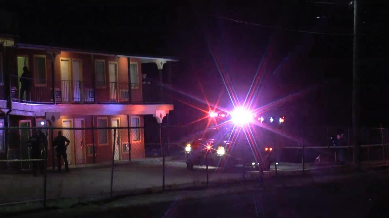 Woman Found Shot Inside Tulsa Motel Room