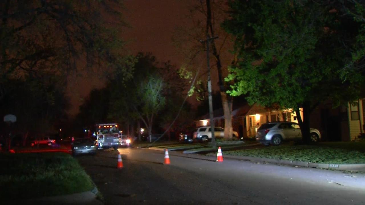 Power Restored To Midtown Tulsa Neighborhood