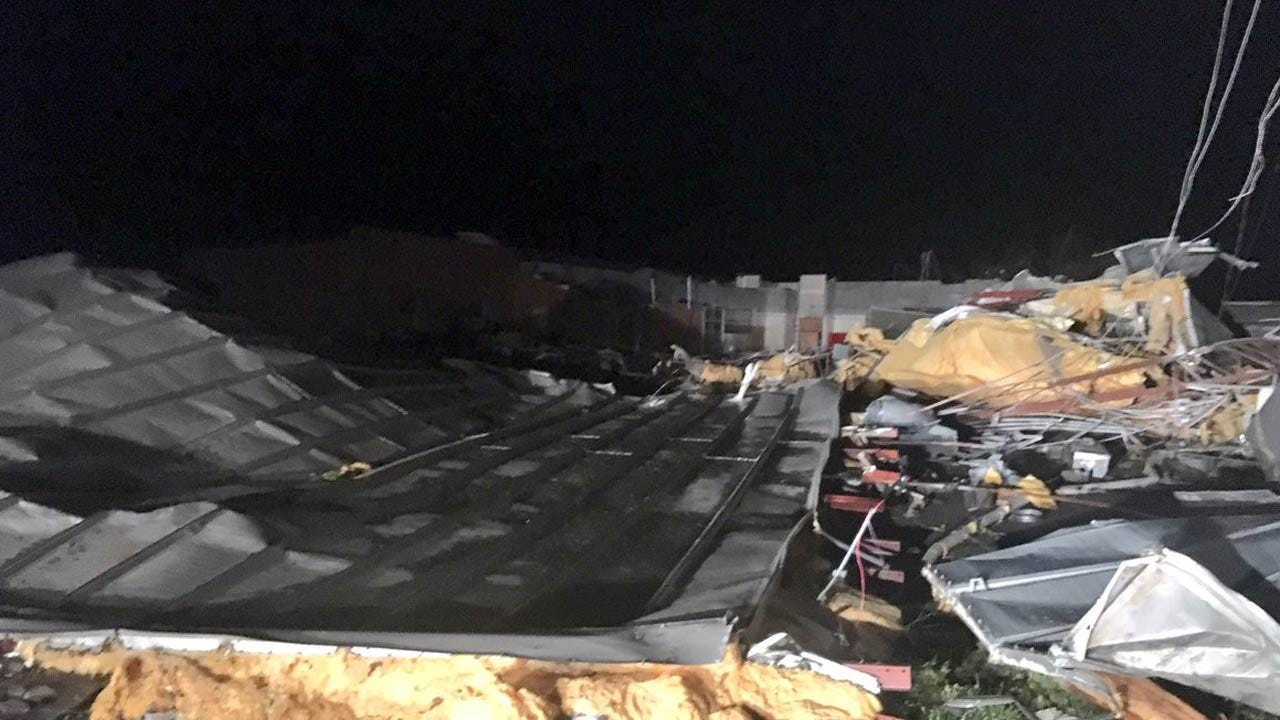 Two Tornadoes Cause Damage In Southwest Missouri